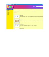 Articles on World Book Kids