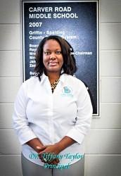 Dr. Tiffany Taylor, principal