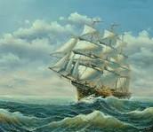 Cortes's ship