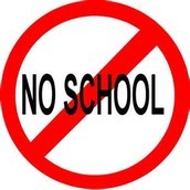 No School- All Programs