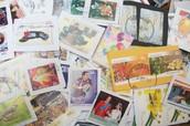 Australian Recent Stamps