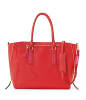 **SOLD TH**  Madison Tech Bag - Poppy $60