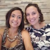 Heather and Iza