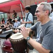 Drum Circles with Steve Beste