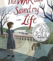 The War that Saved My Life by Kimberely Brubaker Bradley