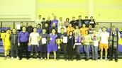 Региональный турнир по футболу, волейболу и настольному теннису среди учителей НИШ