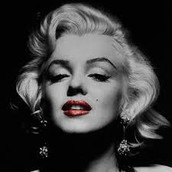 Where Marilyn Monroe was born and death of her