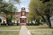 University of Arkansas Pine Bluff