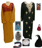 Religious dresses
