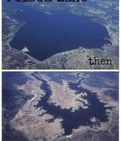 Folsom Lake Water Line