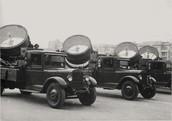 Техника. Куйбышева Площадь. Парад 7 ноября 1941 года. А.с. Г.В. Бичурова.