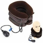 Cervical Neck Traction for Headache Head Back Shoulder Neck Pain