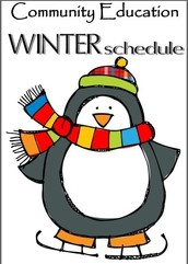 Community Ed. Schedule