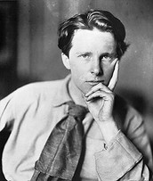 Author Bio: Rupert Brooke