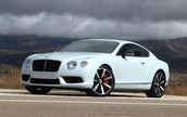 This is a Bentley Continental