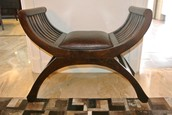 Wooden Occasional Chair