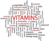 Vitamins are essential to be healthy