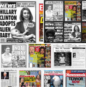 5 Characteristics of Yellow Journalism