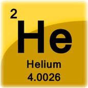 Helium's Molecular Weight