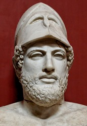 How did pericles strengthen democracy
