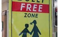This is a Bully Free Zone