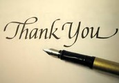Recap: Showing Gratitude