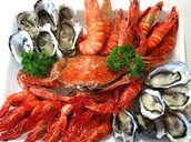 Our restaurant serves the best and freshest seafood