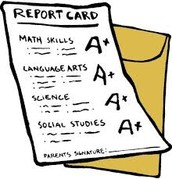 Report Cards Due Back