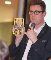 Cavan Scott - Guest Speaker