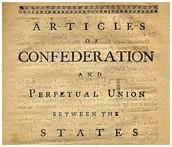 Articels of Conferation