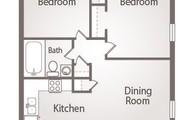 HUGE floor plan