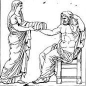 קרונוס וריאה(ההורים)