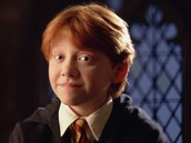 Ron Weasley: First Year Student