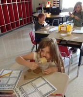 We made popsicles and floats!