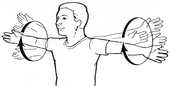 Arm Circles (warm up)