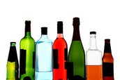 Different types of alcohols