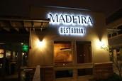 The Madeira Restaurant