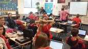 Red Day for Red Ribbon Week