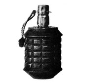 G Is For Grenade