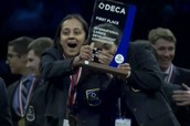 DECA:  National Champs!