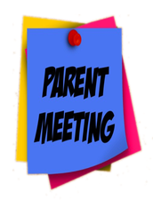 LBMS Parent Organization Meeting