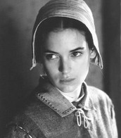 "Abigail Williams from ""The Crucible"""