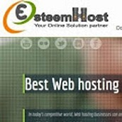 Register Domain Name and Host Website at Esteem Host at very affordable price