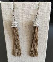 SOLD $9.75 Selby Fringe Earrings (RETIRED)