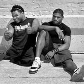 Dartanyon and Leroy