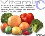 Some vegetables are also excellent sources of vitamin C.