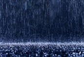 One cause of a flood is rainfall.