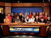 Viking News takes trip to KVUE!