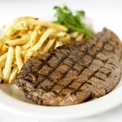 Un Steak Frites 6,50