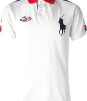 Short Sleeve Collar Polo